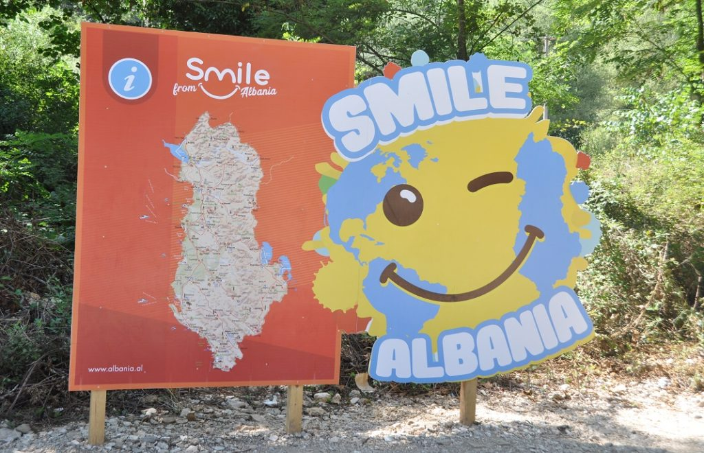 Reiseblogg, Albania