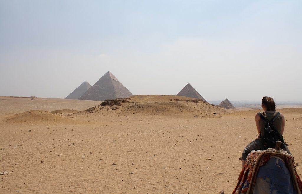 Reiseblogg, Egypt