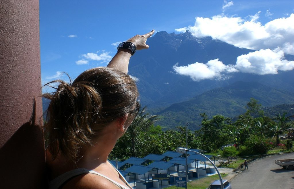 Reiseblogg, Borneo