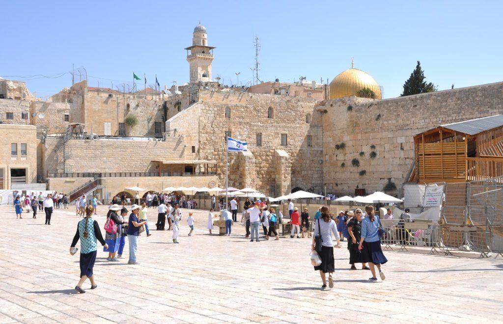 Reiseblogg, Israel