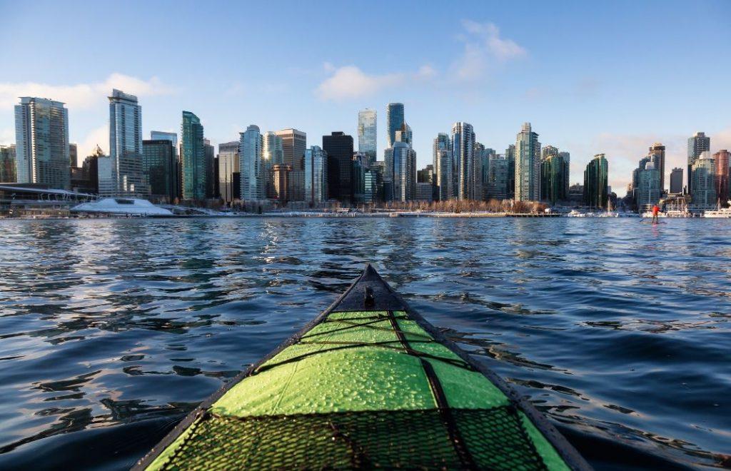 Reiseblogg, Reise til Canada