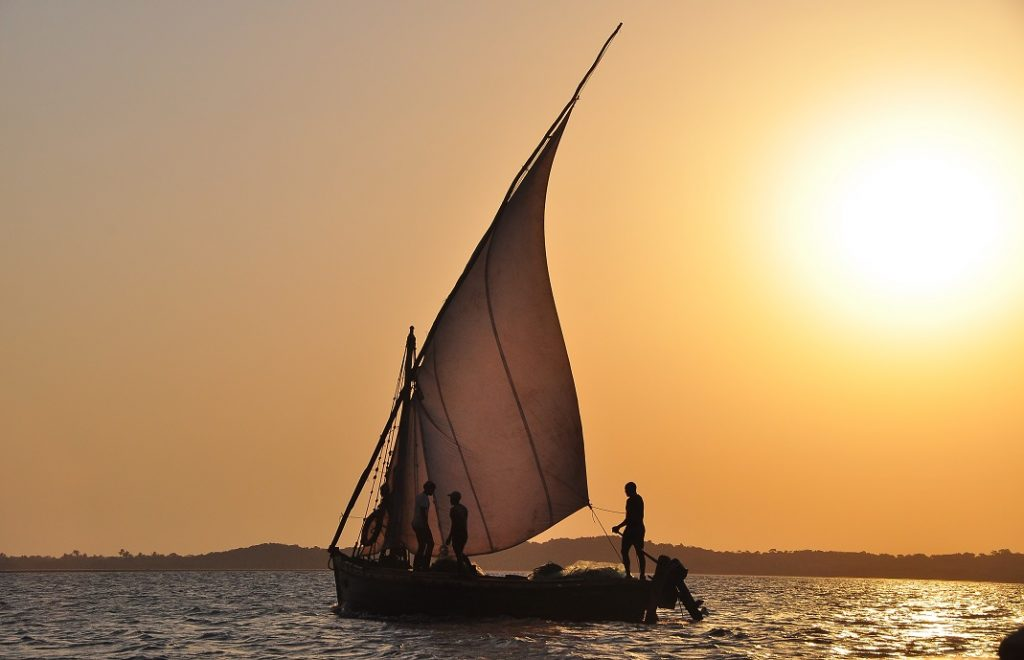 Reiseblogg, Mosambik