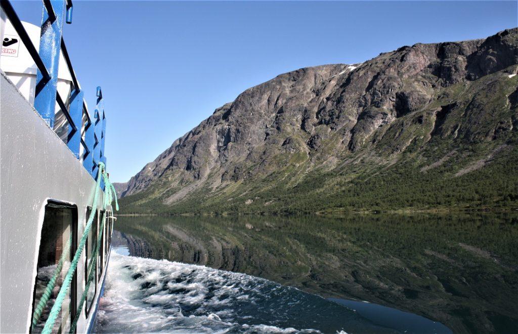 Reiseblogg, Norge, Besseggen, Unike Reiser