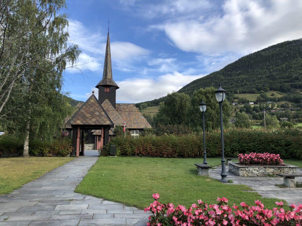 Reiseblogg, Norge, Gudbrandsdalsvegen, bobilferie, Unike Reiser