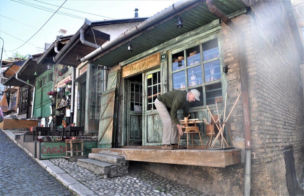Reiseblogg, Sarajevo, Bosnia-Hercegovina, Unike Reiser
